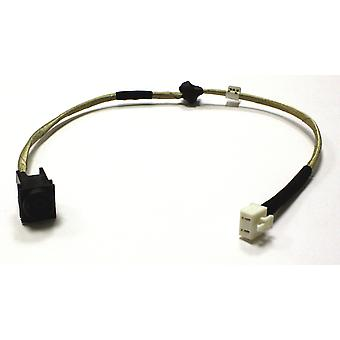 Sony Vaio VGN-FZ18L Compatible Laptop DC Jack Socket With Cable