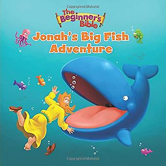 The Beginner's Bible Jonah's Big Fish Adventure by Zonderkidz - 97803