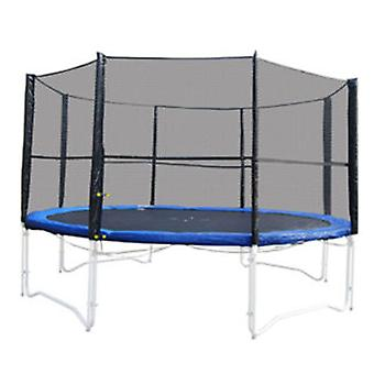 12ft Replacement Trampoline Netting - High Quality - For 8 Pole Enclosures