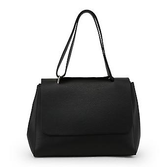 Made In Italia Isotta Women Black Shoulder bags -- ISOT728560