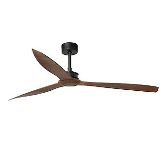 Energiesparender Deckenventilator Just Fan XL schwarz 178cm/70