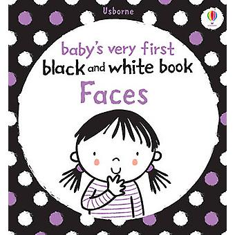 Babies Very First Black and White Books - Faces by Stella Baggott - 97