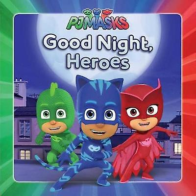 Good Night - Heroes by Maggie Testa - 9781534406148 Book