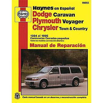 Dodge Caravan - Plymouth Voyager - Chrysler Town and Country 1984 Al