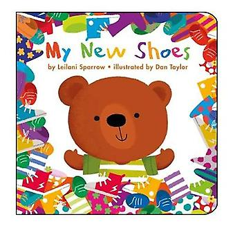 My New Shoes by Leilani Sparrow - 9781910716045 Book