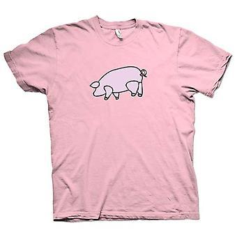 Kids T-shirt-Pink Floyd - dieren - varkens