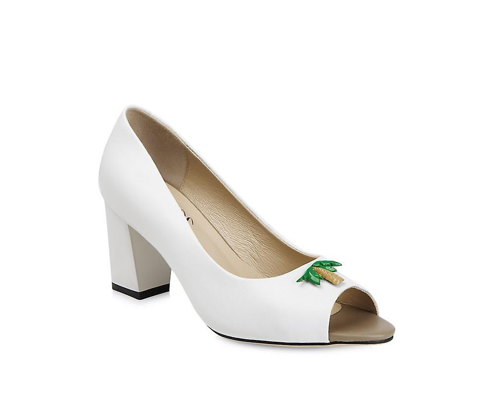 Westbourne white shoes