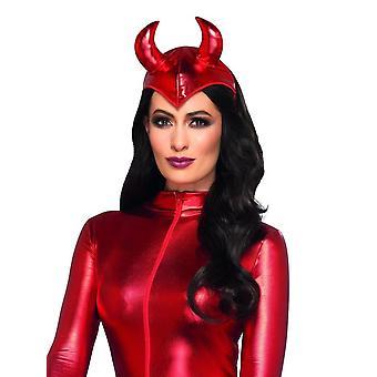 Febbre Diavolo fascia rossa, Halloween febbre Fancy Abito, Una Taglia