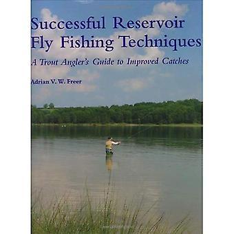 Depósito exitosa mosca técnicas de pesca: Guía de un pescador truchas para mejores capturas