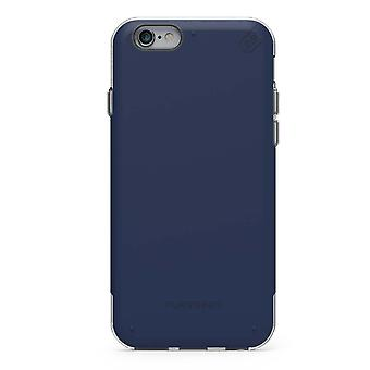 PureGear DualTek PRO Case for Apple iPhone 6/6s - Blue/Clear