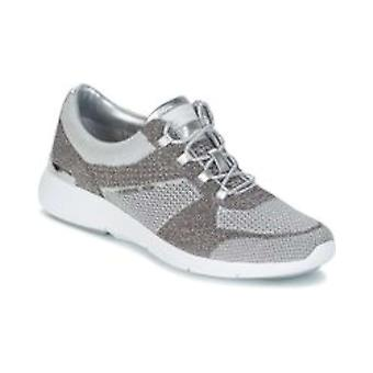 Michael Michael Kors Womens Fabric Low Top Lace Up Fashion Sneakers