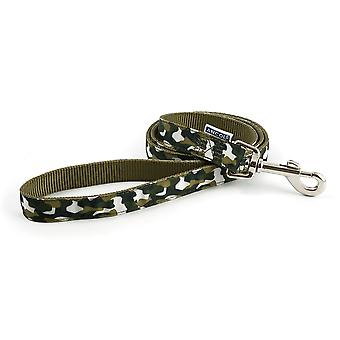 Ancol Nylon Camouflage Dog Lead