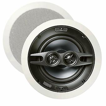 Heco install INC 2602, high end ceiling speaker, 2 x 2-way, 100/180 Watt Max, 1 piece, B-stock