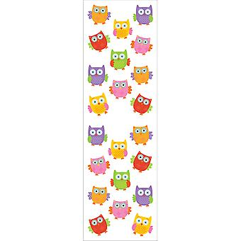 Stickers chouettes Mg199 de Mme Grossman 58783