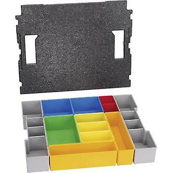 Assortment case insert Bosch Professional No. of compartments: 12 variable compartments