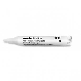 MC Marie Christine Nail Polish Corrector pen