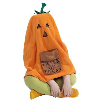 Rubie's Pumpkin Costume Hooded (Kostuums)