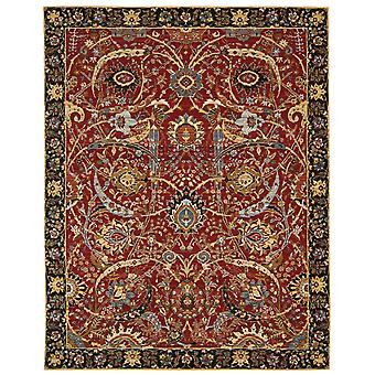 Rhapsody Rug Rh015 In Red