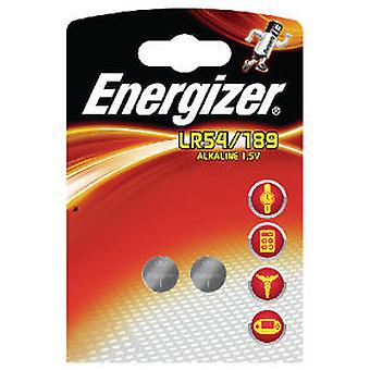 Energizer Alkaline battery LR54 1.5 V Battery 2-Blister (DIY , Electricity)