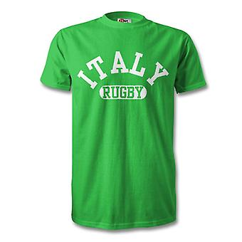 Italien Rugby T-Shirt