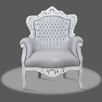 baroque armchair carved louis pre victorian antique style rococo AlCh0500WeSkWe