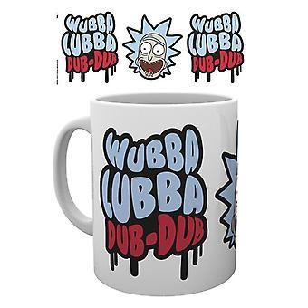 Rick und Morty Wubba Lubba Dub Dub Mug