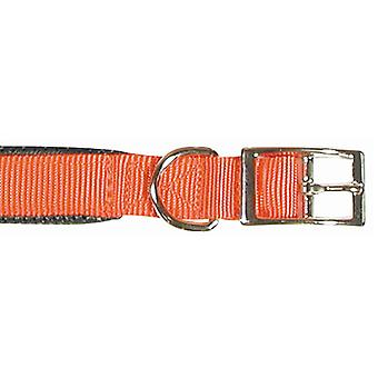 Classic Soft Protection Nylon Padded Collar Red 16 X 5/8