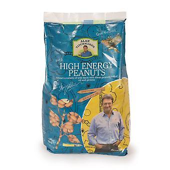 Alan Titchmarsh High Energy Peanuts 1kg