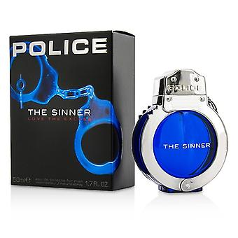 Politiet synder Eau De Toilette Spray 50ml / 1. 7 oz