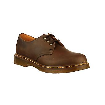 Dr Martens 1461Z Mens Lace-Up Shoe Leather Casual Comfortable Male Footwear New