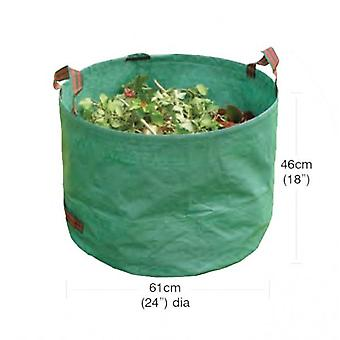Medium Heavy Duty Garden Bag Collecting Rubbish Waste Grass Tidy Sack