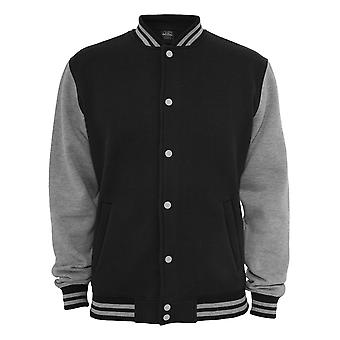 Urban Classics Kids 2-tone College Sweatjacket