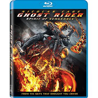 Ghost Rider: Spirit of Vengance [BLU-RAY] USA import