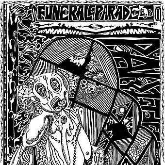 Del 1 - begravelse Parade (12 i EP + Zine) [Vinyl] USA import