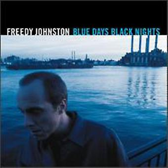 Freedy Johnston - blå dage sorte nætter [CD] USA import