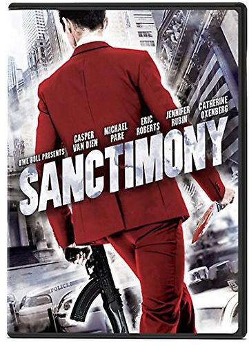 Sanctimony [DVD] USA import