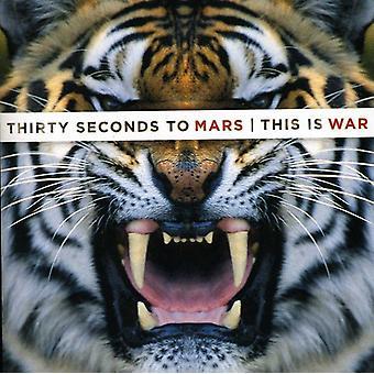 30 seconds to Mars - dette er krigen [CD] USA import
