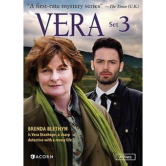 Vera - Vera, Set 3 [DVD] USA import