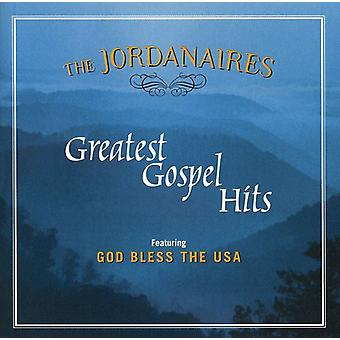 Jordanaires - Evangelio Greatest Hits [CD] USA importar