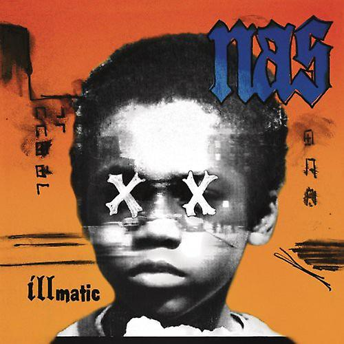 NAS - Illmatic XX [Vinyl] USA import