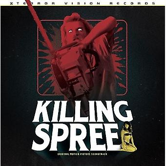 Perry Monroe - Killing Spree / O.S.T. [Vinyl] USA import
