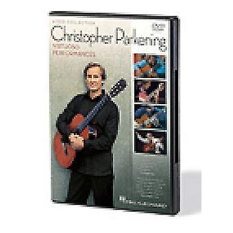 Christopher Parkening - virtuos föreställningar [DVD] USA import