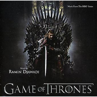Ramin Djawadi - Game of Thrones [CD] USA import