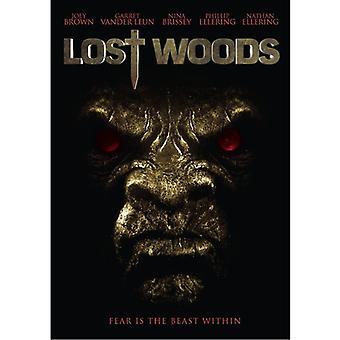 Mistet skoven [DVD] USA import