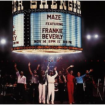 Maze - Live in New Orleans [CD] USA import