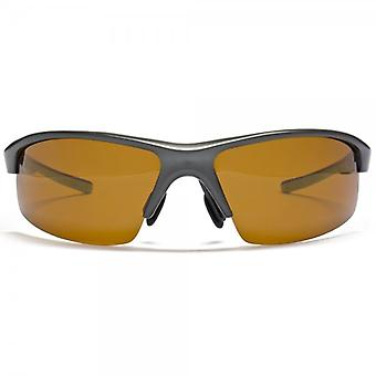 STORM Meteor Polarised Sunglasses Matte Grey