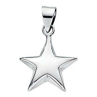 925 Silver Stars for Necklace