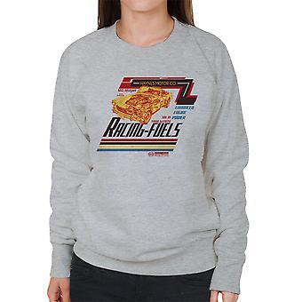 Haynes MG Midget Racing Kraftstoffe Damen Sweatshirt
