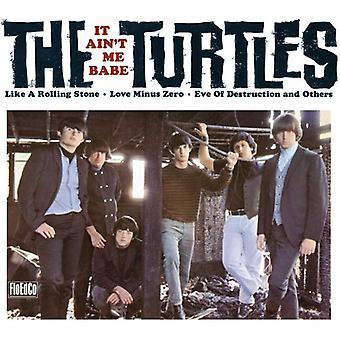 Skildpadder - det er ikke mig Babe [CD] USA import