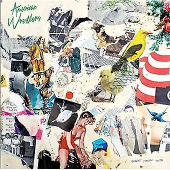 American Wrestlers - Goodbye Terrible Youth [CD] USA import